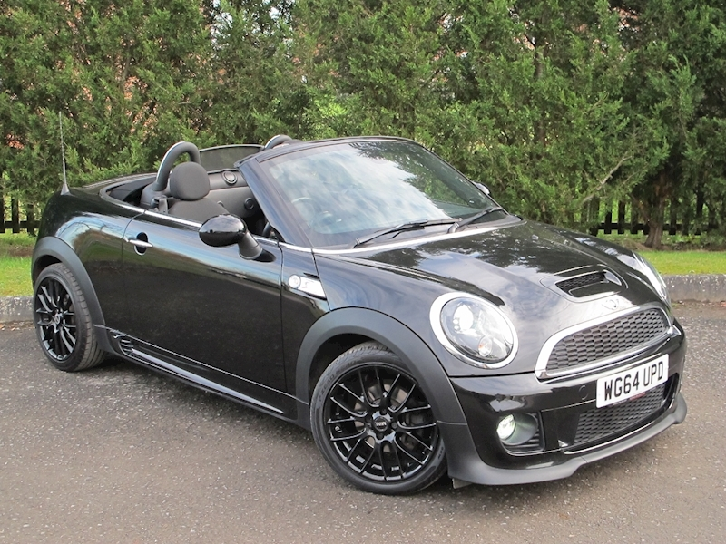 Mini Mini Roadster Cooper Sd