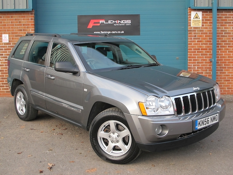 Jeep Grand Cherokee Grand Cherokee Crd Ltd A