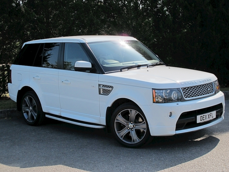 Land Rover Range Rover Sport Tdv6 Autobiography