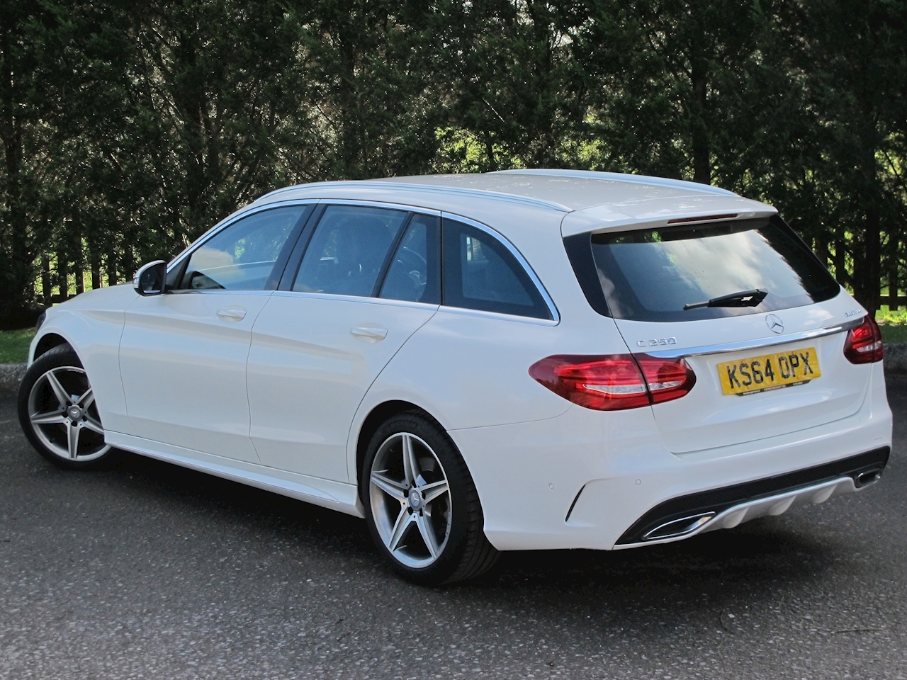 Mercedes-Benz C Class C250 Bluetec Amg Line Estate 2.1 Automatic Diesel