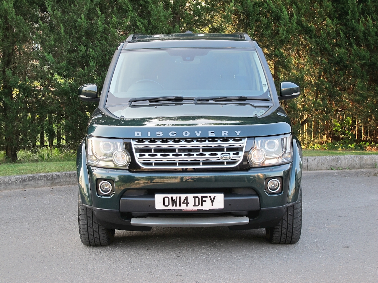 Land Rover Discovery SDV6 HSE Luxury 3.0 5dr Estate Automatic Diesel