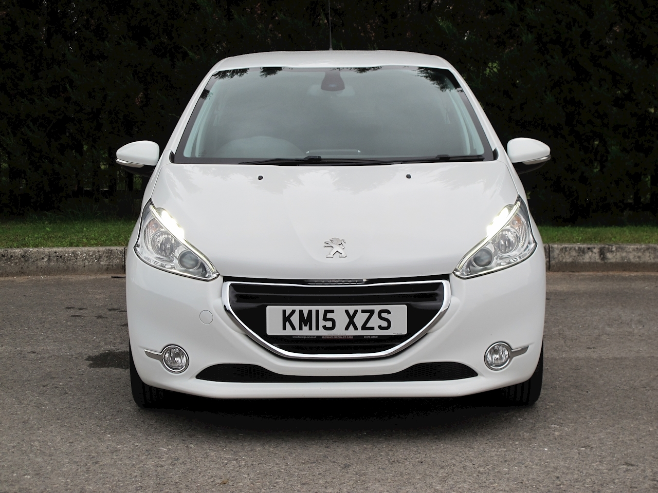 Peugeot 208 1.2 Allure 5dr Manual 1.2 5dr Hatchback Manual Petrol