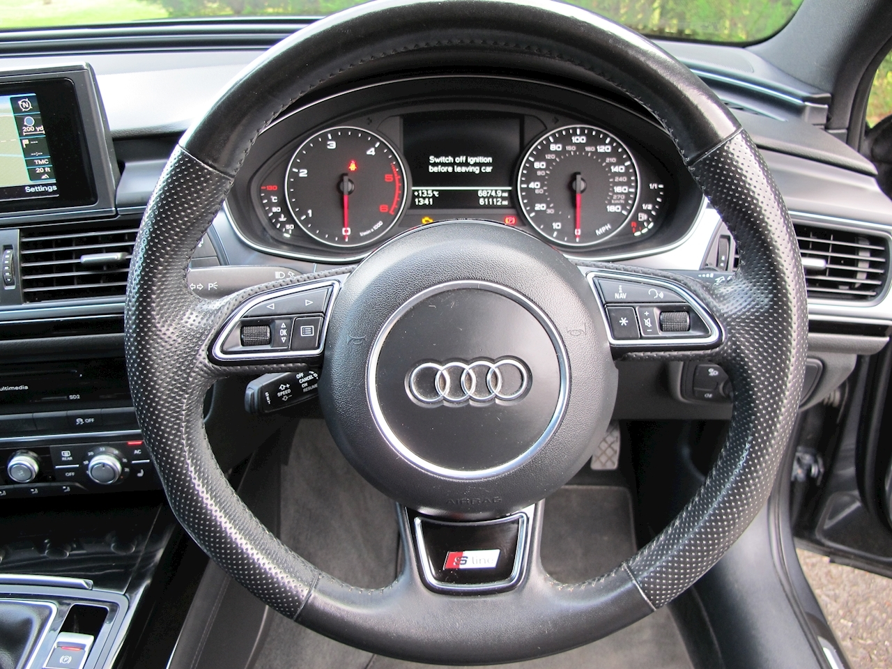 Audi A6 Avant 2.0TDI Black Edition Estate