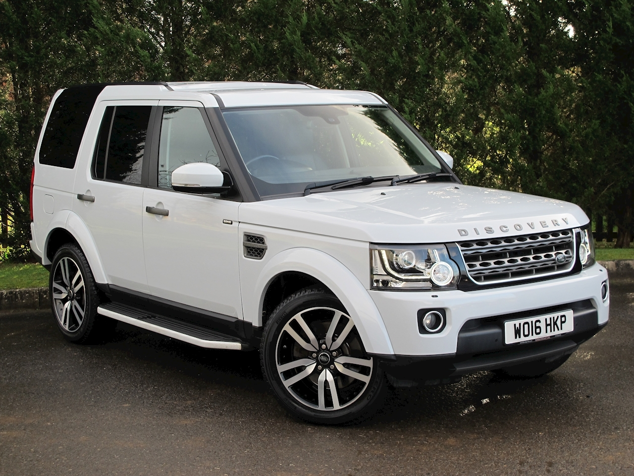 Land Rover Discovery 4 Commercial SE 3.0 5dr Panel Van Automatic Diesel