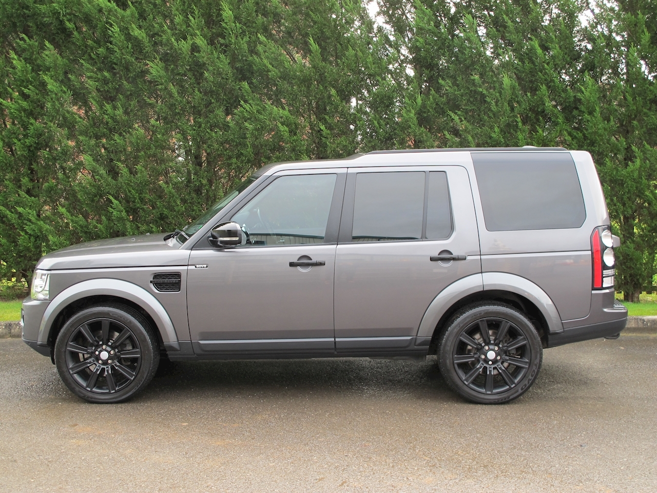 Land Rover Discovery 4 Commercial XS 3.0 5dr Panel Van Automatic Diesel