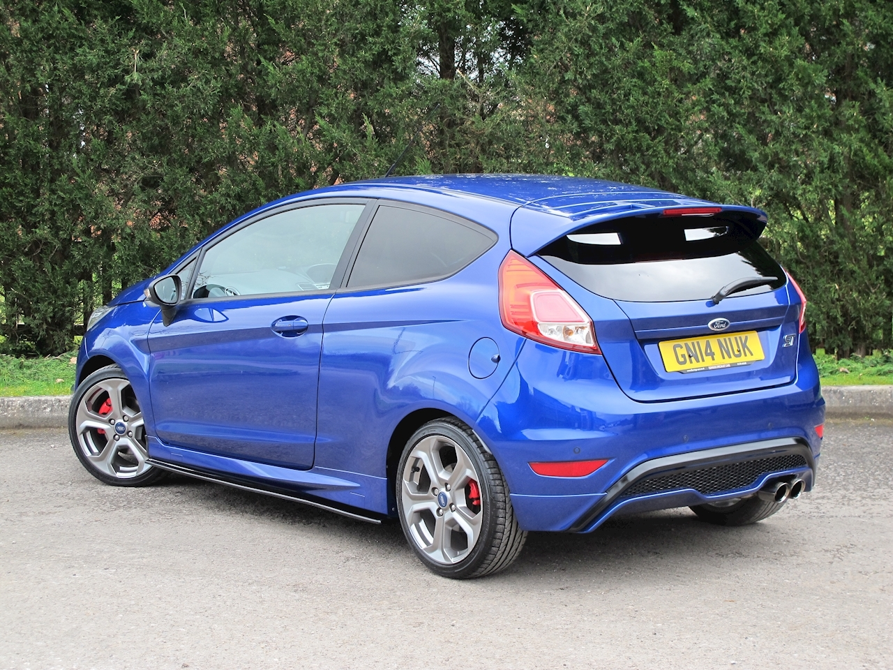 Ford Fiesta ST-2 3dr Hatchback Manual