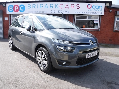 Citroen C4 Picasso Grand Bluehdi Selection