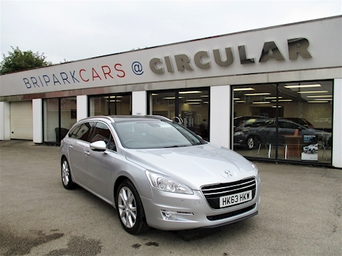 Peugeot 508 Hdi Sw Active Navigation Version