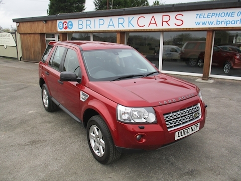 Land Rover Freelander Td4 E Gs