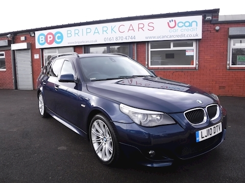 Bmw 5 Series 520D M Sport Business Edition Touring