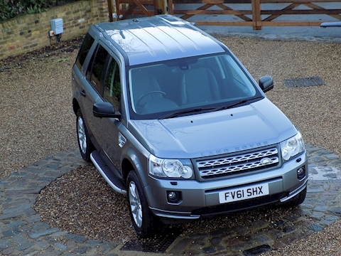 Land Rover Freelander Ed4 Gs