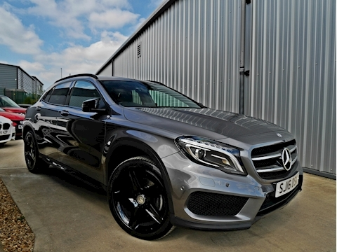 Mercedes Gla 220 D 4Matic Amg Line Premium Estate 2.1 Automatic Diesel