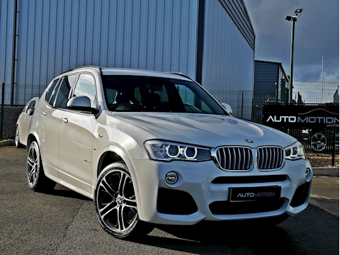 BMW Xdrive35d M Sport Estate 3.0 Automatic Diesel