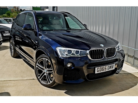 Bmw Xdrive20d M Sport Estate 2.0 Automatic Diesel