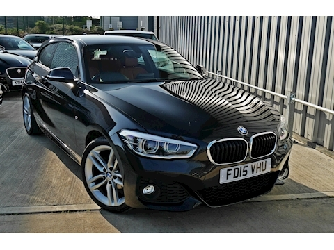 BMW 118D M Sport Hatchback 2.0 Manual Diesel