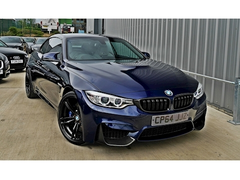 BMW M DCT (s/s) 3.0 2dr Convertible Semi Auto Petrol