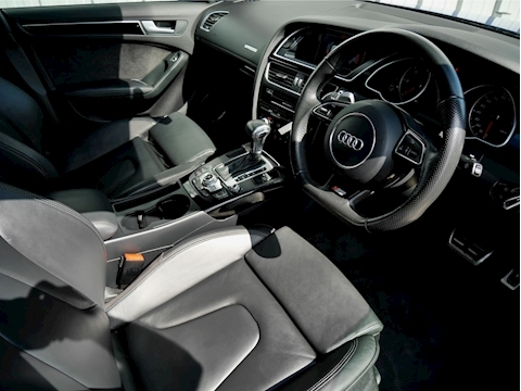 Audi Tdi S Line Black Edition Plus Hatchback 2.0 Automatic Diesel