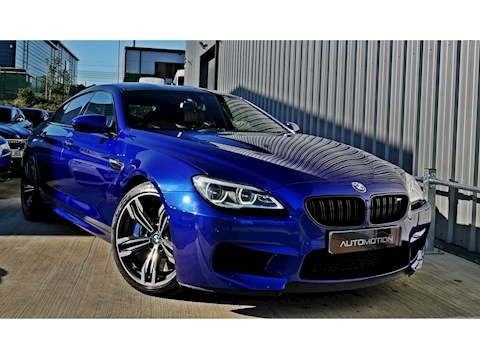 Bmw Gran Coupe DCT 4.4 4dr Coupe Automatic Petrol