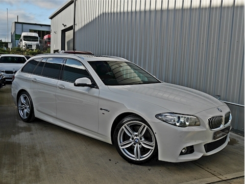 BMW 530D M Sport Touring Estate 3.0 Automatic Diesel