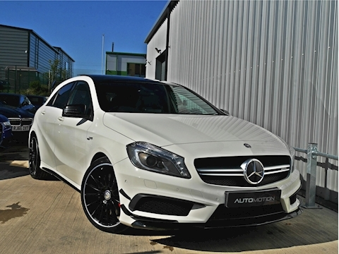 Mercedes-Benz A45 Amg Hatchback 2.0 Automatic Petrol