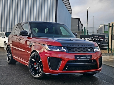 Land Rover Svr Estate 5.0 Automatic Petrol