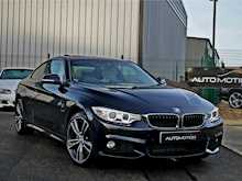 420D Xdrive M Sport Coupe 2.0 Automatic Diesel
