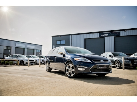 Ford Titanium X Tdci Estate 2.0 Automatic Diesel