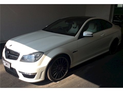 Mercedes-Benz C63 Amg Coupe 6.2 Automatic Petrol