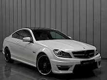 C63 Amg Coupe 6.2 Automatic Petrol