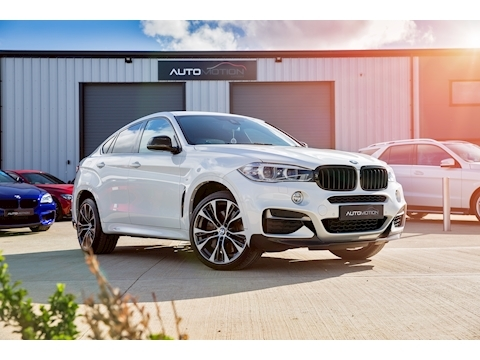 BMW M50d Xdrive 3.0 4dr Coupe Automatic Diesel