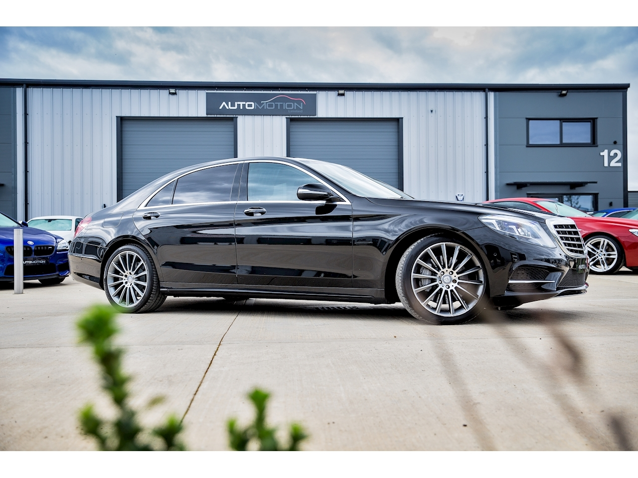 S350 D Limo Amg Line 3.0 4dr Saloon Automatic Diesel