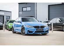 3.0 BiTurbo Competition Saloon 4dr Petrol DCT
