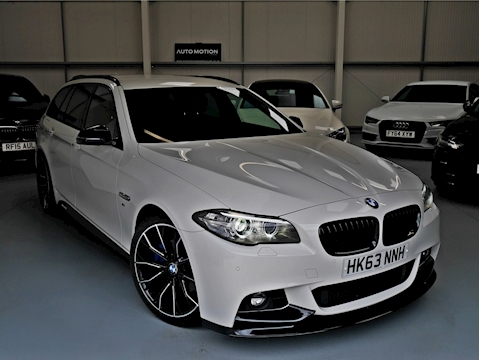 BMW 520D M Sport Touring Estate 2.0 Automatic Diesel (M Performance Kit)