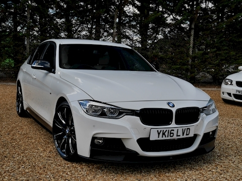 Bmw 340I M Sport Saloon 3.0 Automatic Petrol (M Performance Pack)