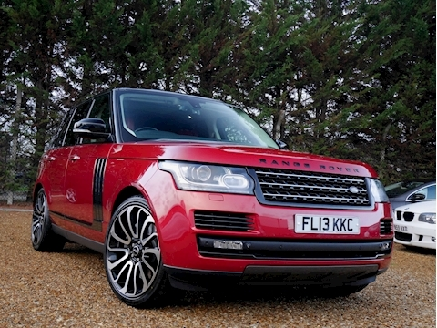 Land Rover Tdv6 Autobiography Estate 3.0 Automatic Diesel