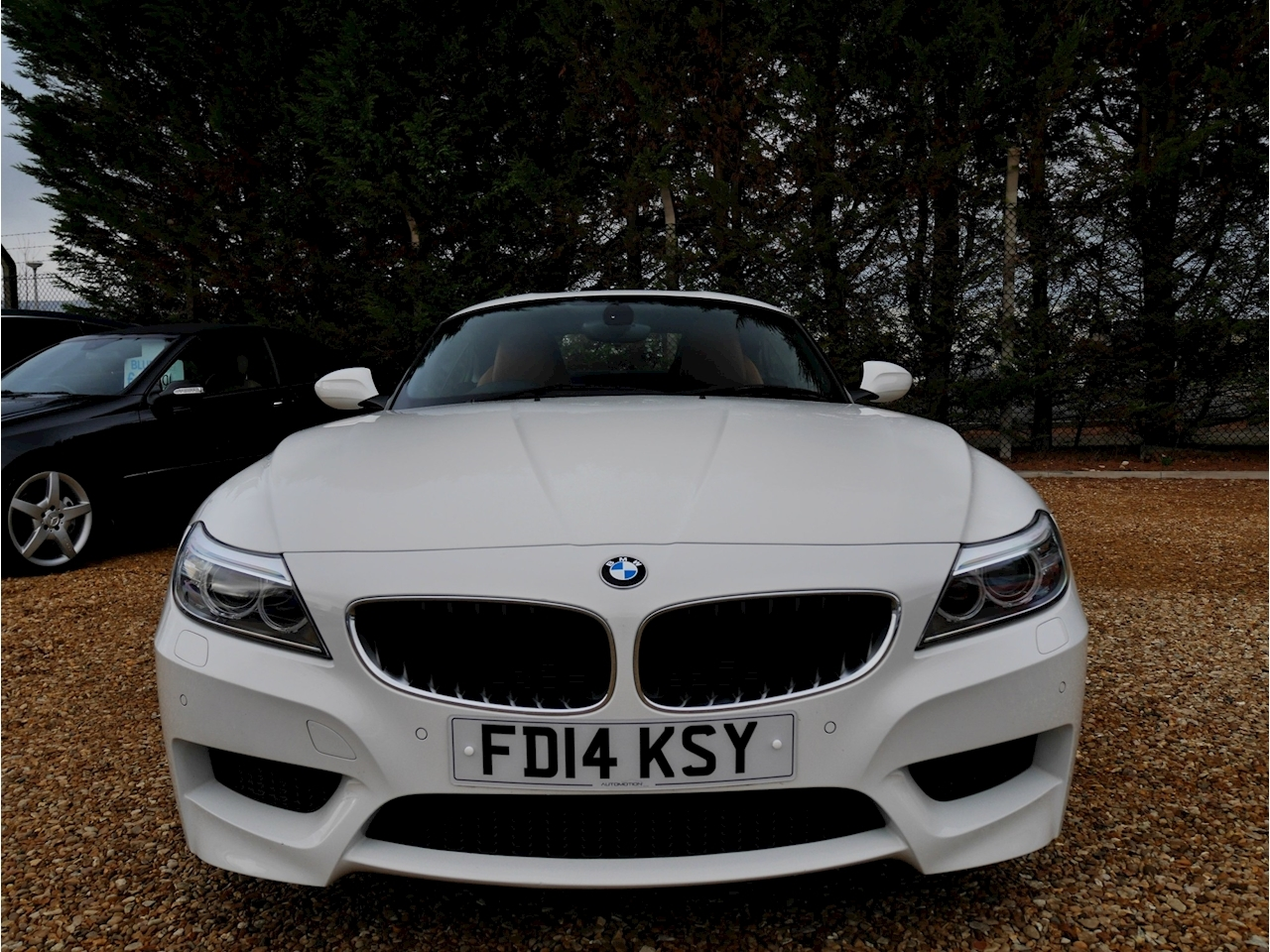 Bmw Sdrive20i M Sport Roadster 2 0 2dr Convertible