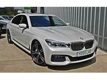 730Ld M Sport Auto Saloon 3.0 Automatic Diesel