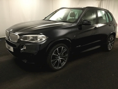 Bmw Xdrive50i M Sport Estate 4.4 Automatic Petrol