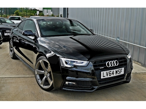 Audi Tdi Quattro Black Edition Coupe 3.0 Automatic Diesel