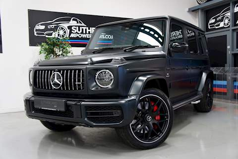 Mercedes-Benz G Wagon - Large 0