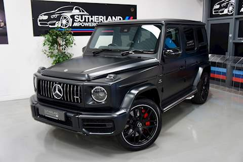 Mercedes-Benz G Wagon - Large 1
