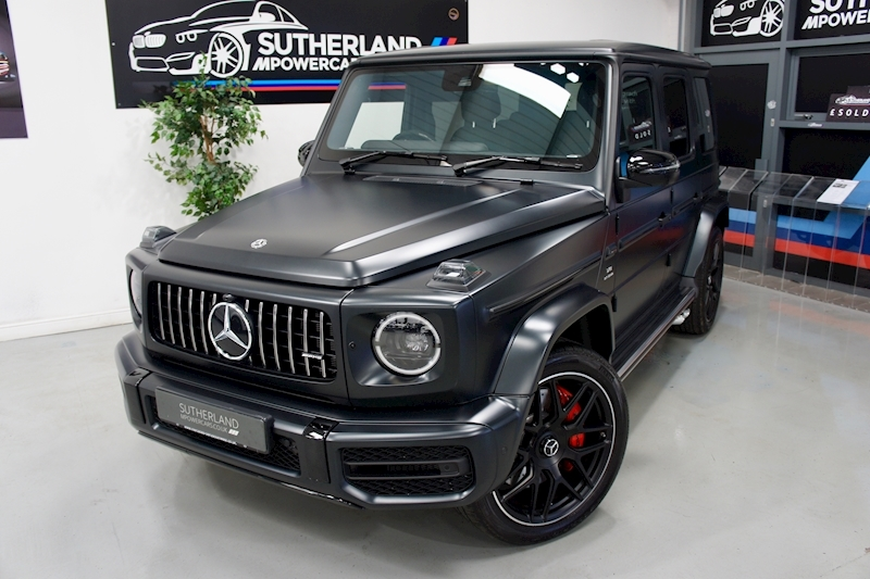 Mercedes-Benz G Wagon - Large 2