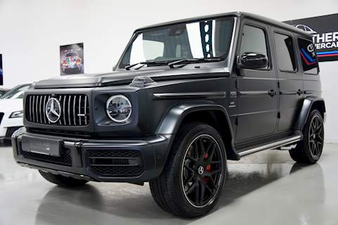 Mercedes-Benz G Wagon - Large 3