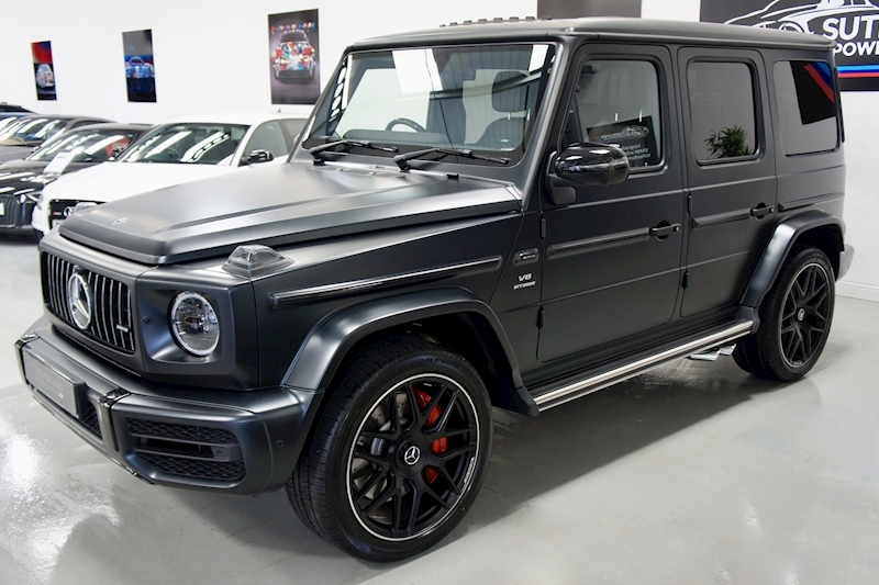 Mercedes-Benz G Wagon - Large 6