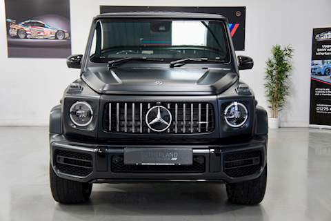 Mercedes-Benz G Wagon - Large 7