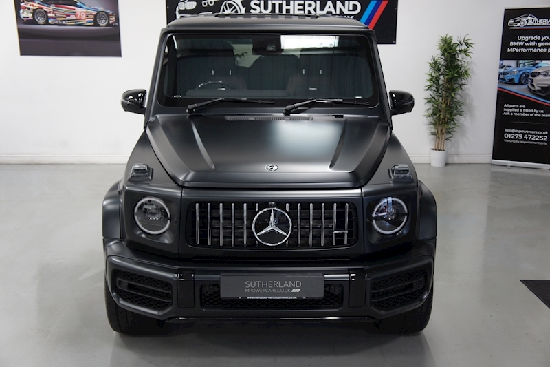 Mercedes-Benz G Wagon - Large 8