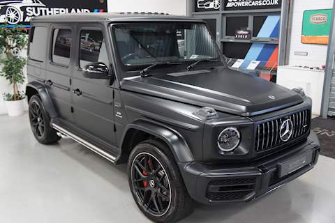 Mercedes-Benz G Wagon - Large 11