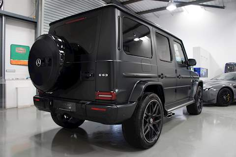 Mercedes-Benz G Wagon - Large 13