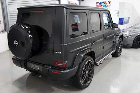 Mercedes-Benz G Wagon - Large 15