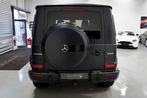 Mercedes-Benz G Wagon - Large 17
